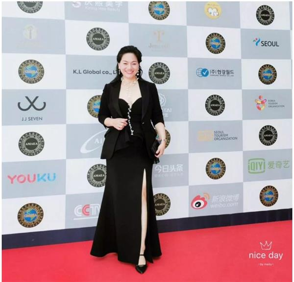 全球最強名人大獎頒獎盛典圓滿落幕 來自中國黃安妮女士獲全球魅力智慧女性獎
