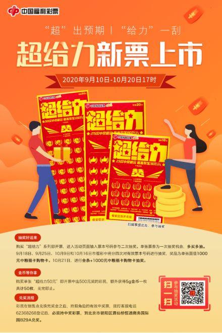 """""""超""""出预期,""""给力""""一刮——北京市超给力营销活动正式结束"""