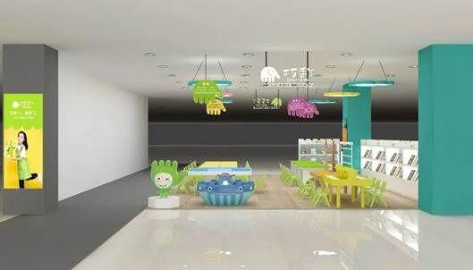 中铁仁禾购物广场丨遛娃打卡地标,高颜值+超好玩的儿童乐园,让孩子尽情撒欢!