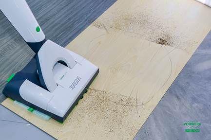 福维克可宝VB100亮相AWE2021一站式高效清洁解决方案延续品牌创新承诺