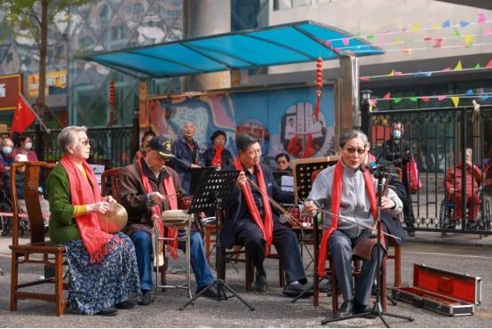 北京金手杖养老公寓重阳节敬老活动精彩纷呈